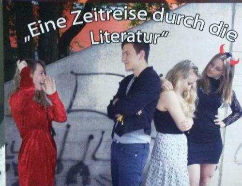 Theaterstück: Reise durch die Literatur