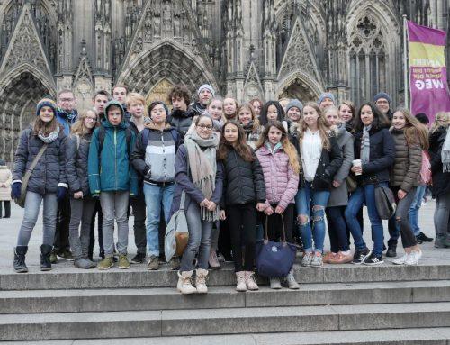 Fotos vom Erasmus-Projekt