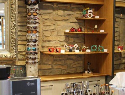 Du hast den Durchblick! – Das Accessoire Brille – Ausstellung von Designerbrillen bei Optiker Strunk in Radevormwald