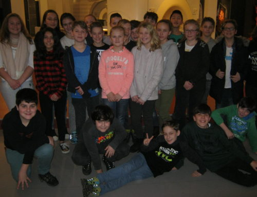 Besuch im Röntgenmuseum