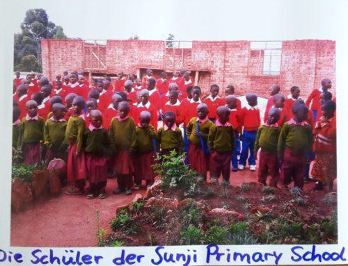 Dankesbrief von Neema e.V. und Baufortschrittsbericht des Lernzentrums in Tansania
