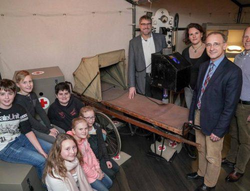 Pressebericht: THG und Röntgen-Museum jetzt Partner