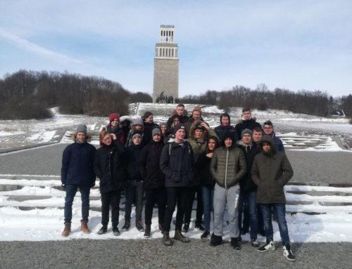Exkursion des Geschichts-Leistungskurses