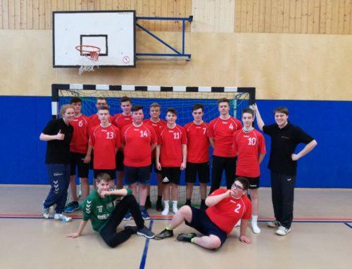 Schulhandballturnier GS Marienheide – THG