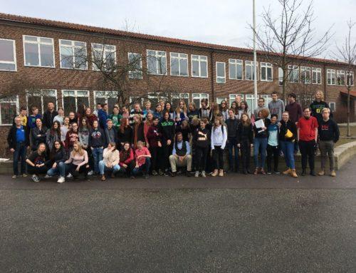 THG-Austauschfahrt nach Lund, Schweden im Rahmen des internationalen Erasmus-Projekts