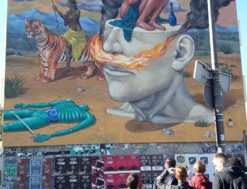 Street-Art-Führung in Köln