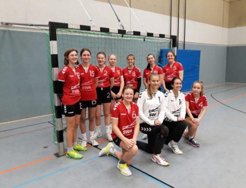 Handball: 1. Platz geht an das THG