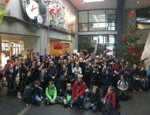 """Besuch der """"Phänomenta"""" in Lüdenscheid"""