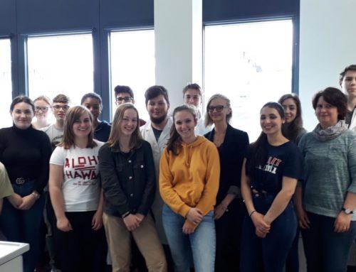 Exkursion des Biologie LKs in das Forschungslabor der Universität Wuppertal