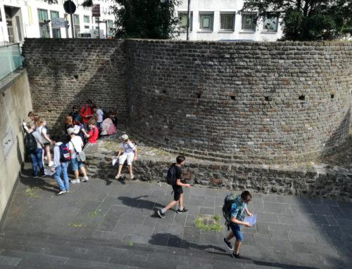 Exkursion der Stufe 8 nach Köln