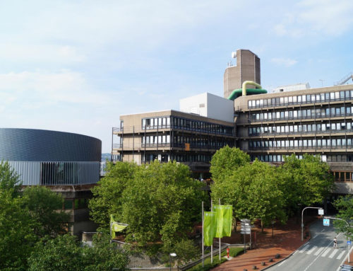 Lateinexkursion an der Universität Wuppertal