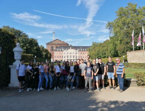 Lateinfahrt nach Trier 2019