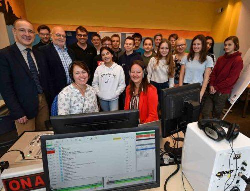 Pressebericht: THGfm kooperiert mit Sender