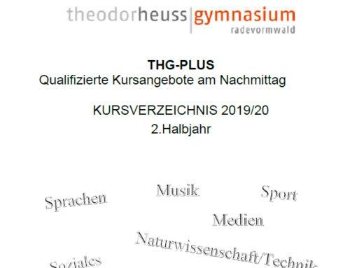 Neuer AG-Plan online!