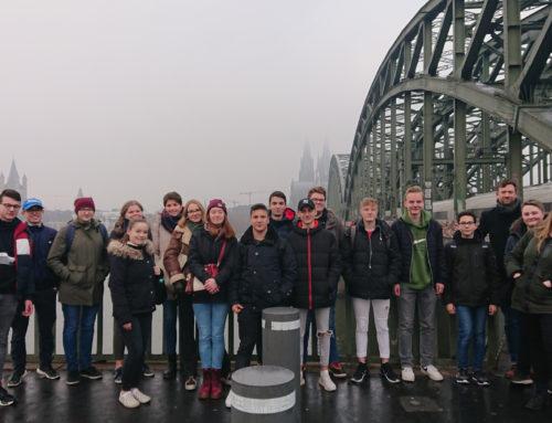 Exkursion ins preußische Köln mit dem Q1 Geschichte LK