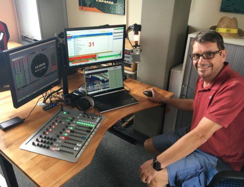 Pressebericht: Junge Radiomacher am THG bekommen ein weiteres Studio