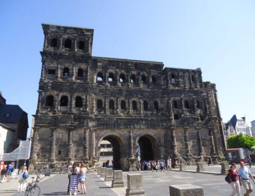 Bericht zur Fahrt nach Trier